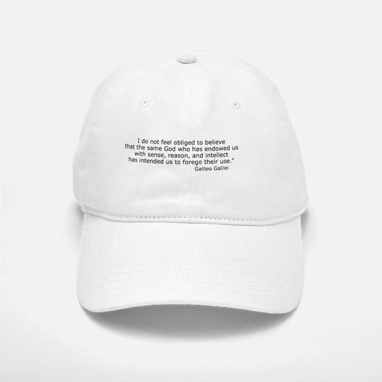 Forego their use Baseball Baseball Cap
