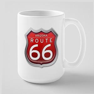 Arizona Route 66 - Red Mugs