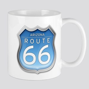 Arizona Route 66 - Blue Mugs