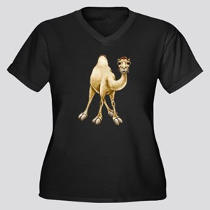 Hump Day Camel Plus Size T-Shirt
