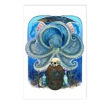 Sea Witch Postcards (Package of 8)