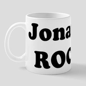 Jonathon Rocks! Mug