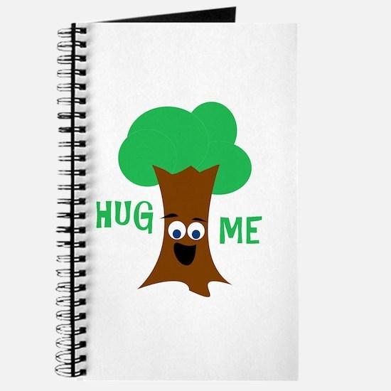 Hug Me (Treehugger) Journal