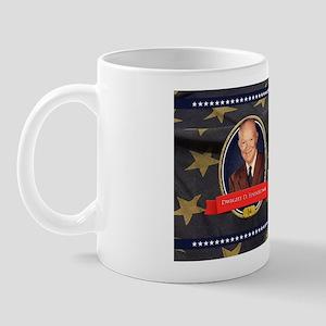 Dwight D. Eisenhower Historical Mugs