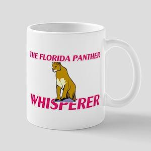 The Florida Panther Whisperer Mugs