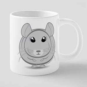 Life is great...Chinchillas make it better! Mugs