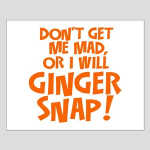 Ginger Snap Posters