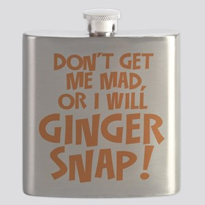 Ginger Snap Flask