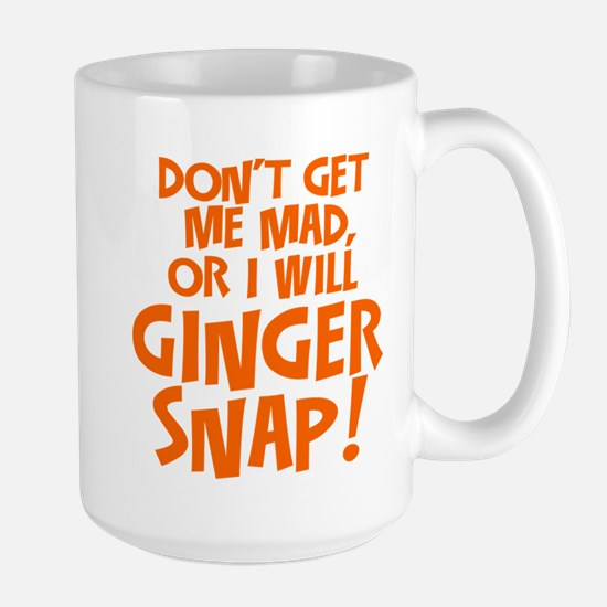 Ginger Snap Mugs