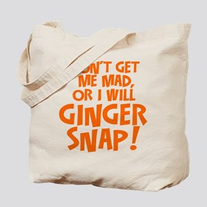 Ginger Snap Tote Bag