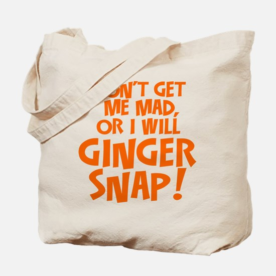 Ginger Snap Tote Bag