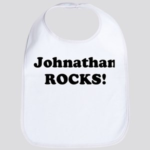 Johnathan Rocks! Bib