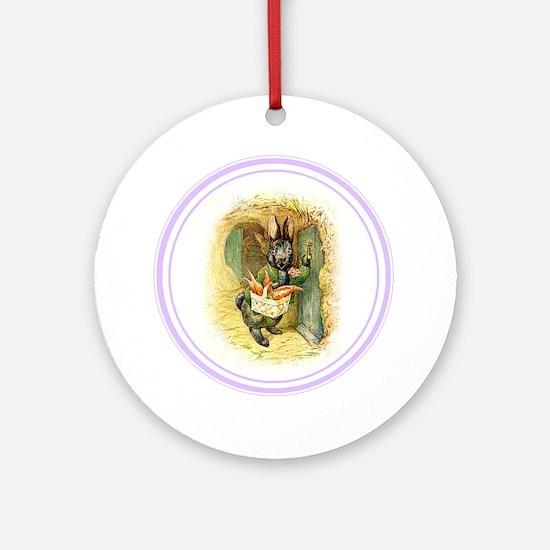 Beatrix Potter * Revamped #4 - Ornament (Round)