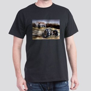Old Tractor Dark T-Shirt