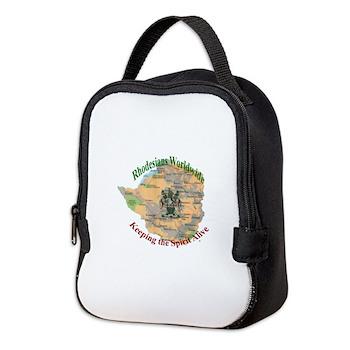 rhmap1a copy Neoprene Lunch Bag