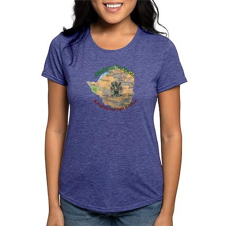 rhmap1a copy Womens Tri-blend T-Shirt
