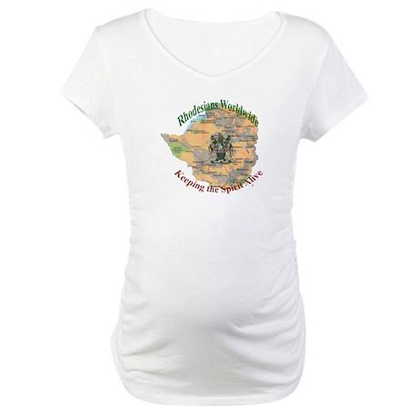 rhmap1a copy Maternity T-Shirt