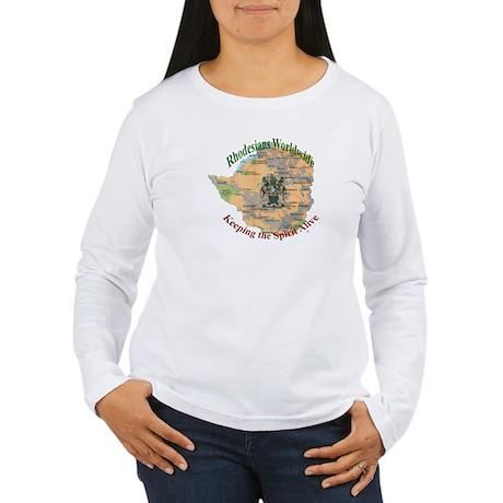 rhmap1a copy Long Sleeve T-Shirt