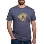 rhmap1a copy Mens Tri-blend T-Shirt