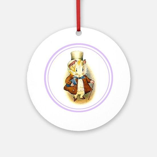 Beatrix Potter * Revamped #1 - Ornament (Round)