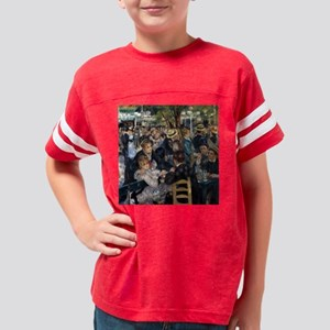 Renoir Ball Youth Football Shirt
