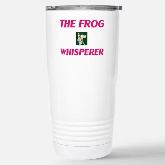 The Frog Whisperer Mugs