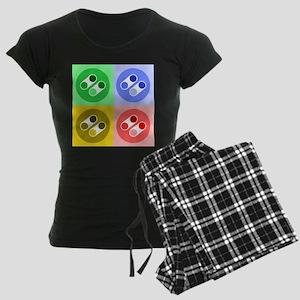 Super Retro Entertainment Panels pajamas
