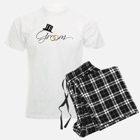 Groom pajamas