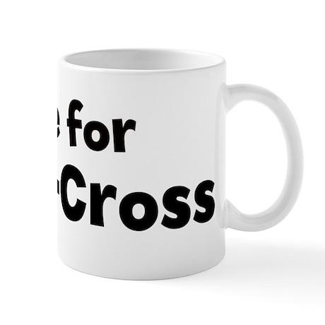 I Live for Cyclo-Cross Mug