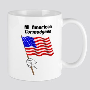 All American Curmudgeon Mugs