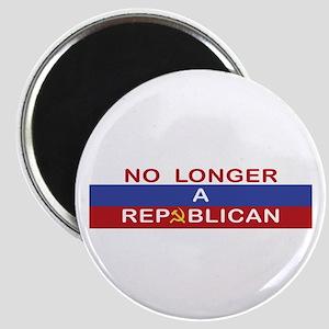 No Longer A Republican Magnets