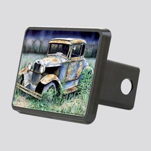 End Of My Years Rectangular Hitch Cover