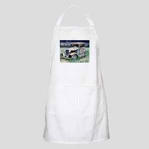 End Of My Years Apron