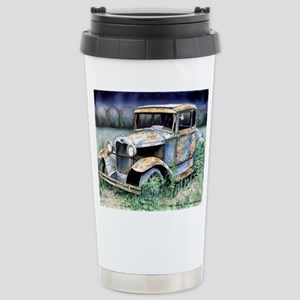 End Of My Years Stainless Steel Travel Mug