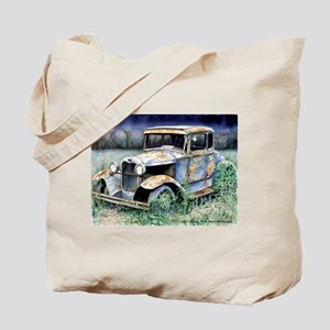 End Of My Years Tote Bag