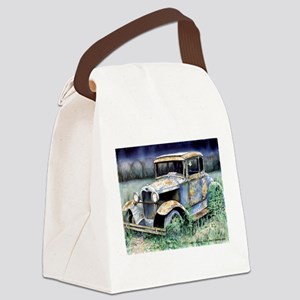 End Of My Years Canvas Lunch Bag