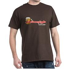 Schnitzengiggle Tavern Dark T-Shirt