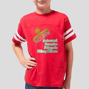 Autosomal Recessive Polycysti Youth Football Shirt