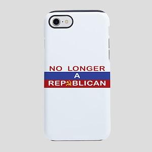 No Longer A Republican iPhone 7 Tough Case