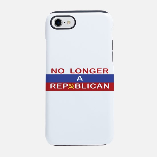 No Longer A Republican iPhone 7 Tough Case