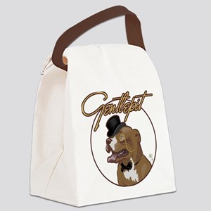 Gentlepit Canvas Lunch Bag