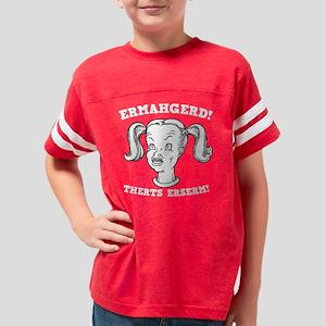 ermahgerd-DKT Youth Football Shirt