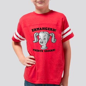 ermahgerd-LTT Youth Football Shirt