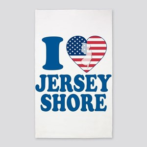 I love jersey shore 3'x5' Area Rug