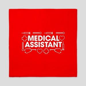 Medical Assistant Queen Duvet