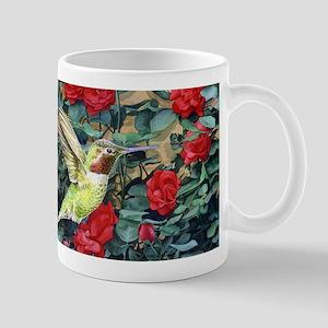 Humming around Mug