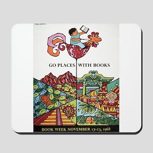 1968 Children's Book Week Mousepad