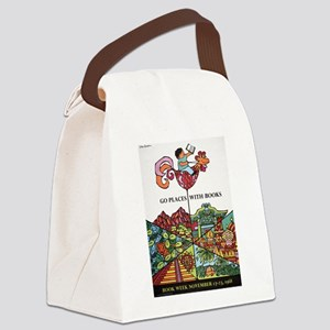 1968 Children's Book Week Canvas Lunch Bag
