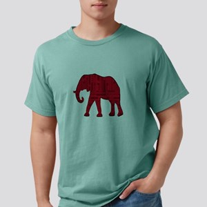 THE RED ONE Mens Comfort Colors Shirt