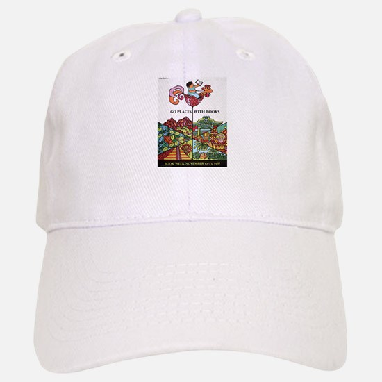 1968 Children's Book Week Baseball Baseball Baseball Cap